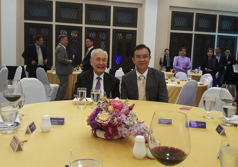 บรรยากาศ Bai Po Business Awards by Sasin ครั้งที่ 14