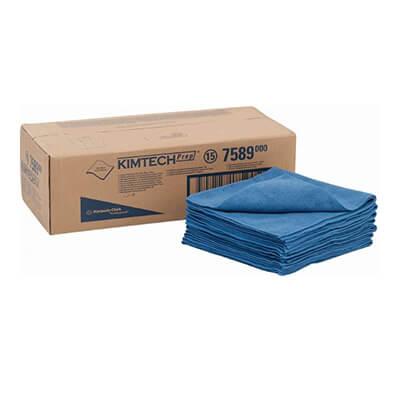Kimtech PREP* Surface Preparation Microfiber Wipers