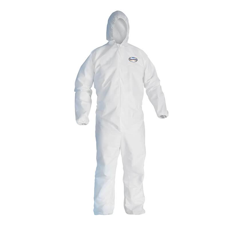 ชุดป้องกันฝุ่น KleenGuard A40 (XP) Protective Overalls