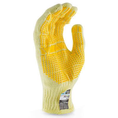 ถุงมือถักกันบาด-กันความร้อน รุ่น K1026 DOT