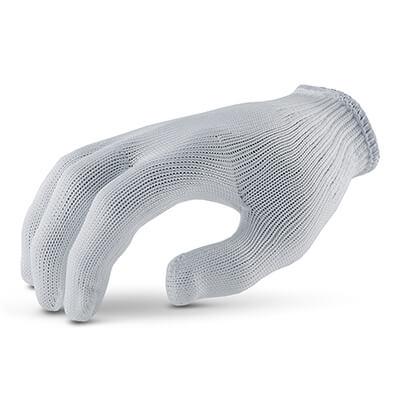 ถุงมือถัก MICROTEX®️ รุ่น NORMAL [L] (บรรจุ 12 คู่)