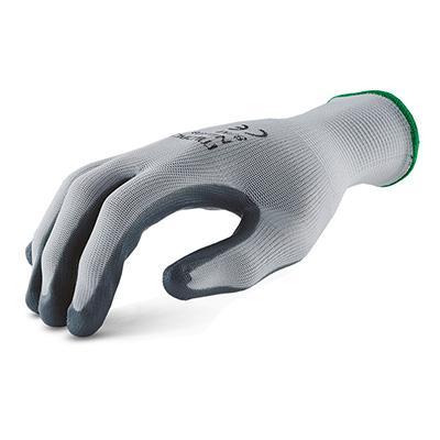 ถุงมือถักเคลือบไนไตร รุ่น MICROTEX®️ NITRILE [L] (บรรจุ 1 คู่)