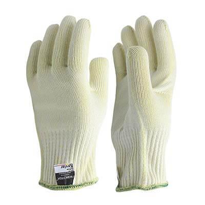 ถุงมือกันบาด-กันร้อน Kevlar™ รุ่น MICROTEX® SUPER CUT-HEAT [L] (บรรจุ 1 คู่)