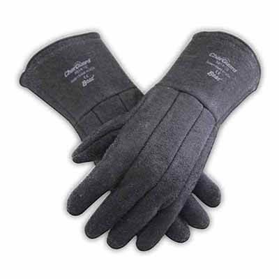 ถุงมือป้องกันความร้อน 260 °C รุ่น CharGuard Heat-Resistant [L] (บรรจุ 1 คู่)