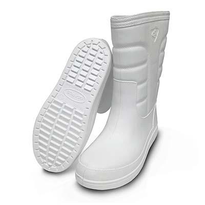 รองเท้าบู๊ท SK103 Red Apple 13 นิ้ว สีขาว Size. 10
