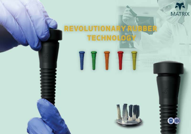 REVOLUTIONARY RUBBER TECHNOLOGY