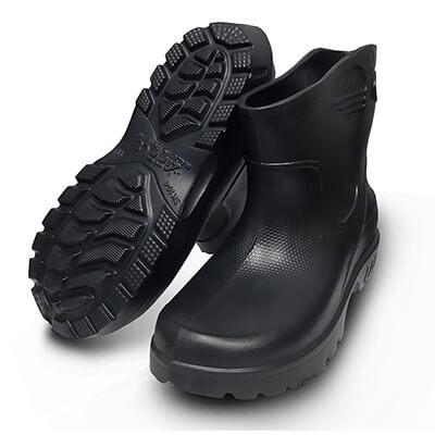 รองเท้าบู๊ท SK104 Red Apple 9 นิ้ว สีดำ Size. 10