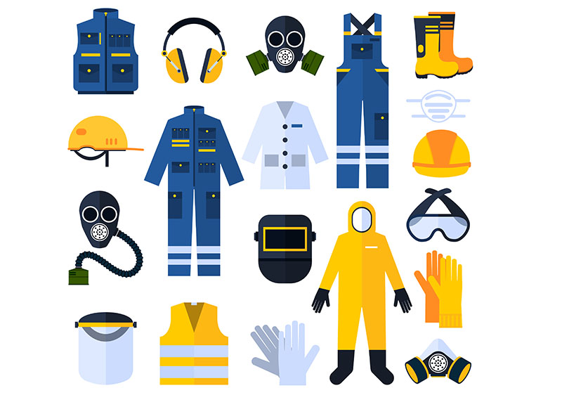 PPE (Personal Protective Equipment) มีกี่ชนิด ?