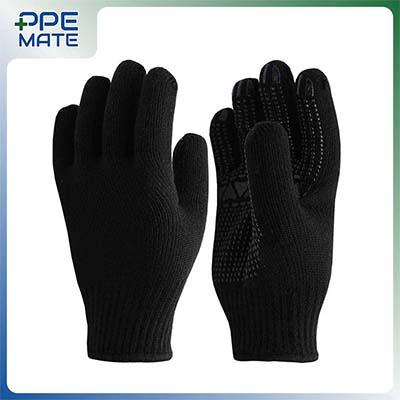 ถุงมือกันความเย็น รุ่น MICROTEX®️ COLD 20 DOT Free Size.