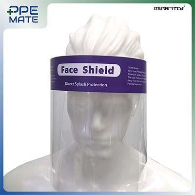 Face Shield เลนส์ใส