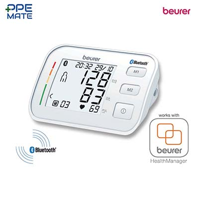 Beurer Upper arm Blood Pressure Monitor รุ่น BM57