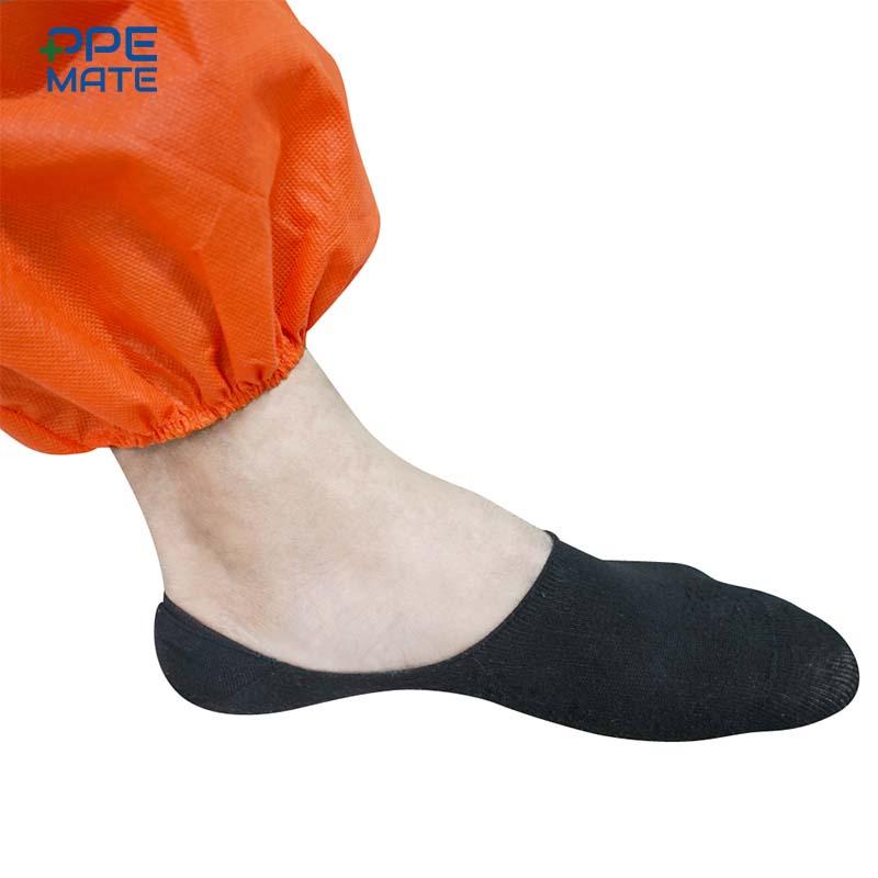 ชุด PPE สีส้ม