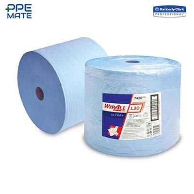 WYPALL*L30 Ultra Plus กระดาษเช็ดอุตสาหกรรม