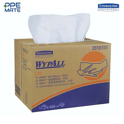 WYPALL* L30 Wipers กระดาษเช็ดทำความสะอาด